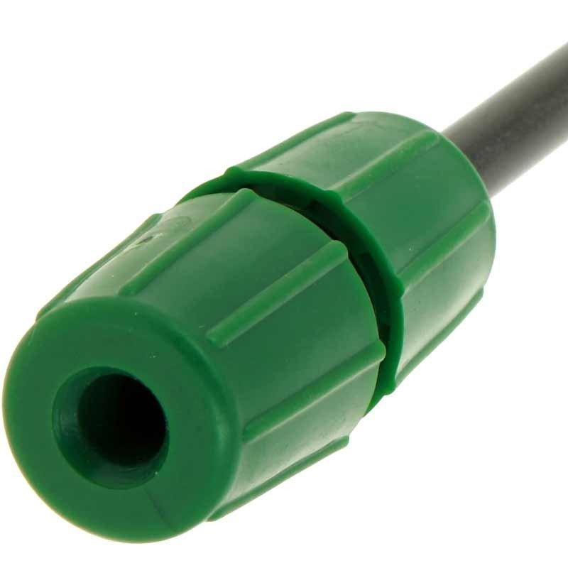 manchon raccord plastique pour tube 8 mm