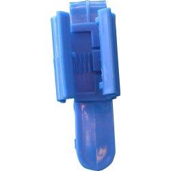 Clip de maintien pour tuyau de 8, 10, 12 et 16 mm.