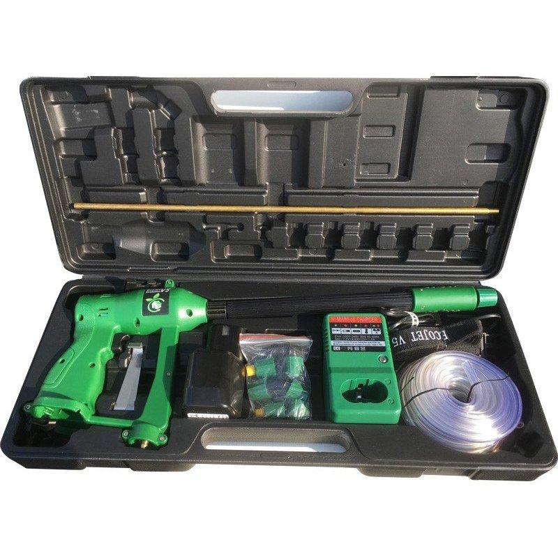 Coffret pulvérisateur électrique Ecojet avec batterie