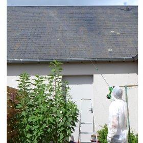 Anti mousse toiture et hydrofuge