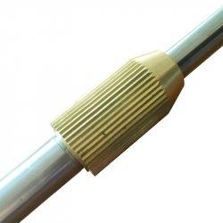 allonge télescopique inox et laiton du pulvérisateur électrique Ecojet