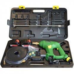 Pulvérisateur électrique - Ecojet - version pro - 2 batteries Ni-Zn 1,8 Ah
