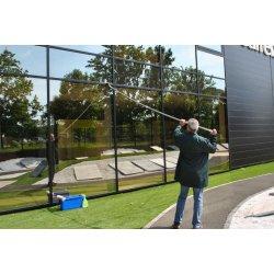 PERCHES SPECIALES SURFACES VITREES - 2 mètres - 4 mètres