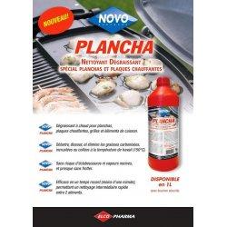 Nettoyant PRO pour planchas et plaques chauffantes - NOVO