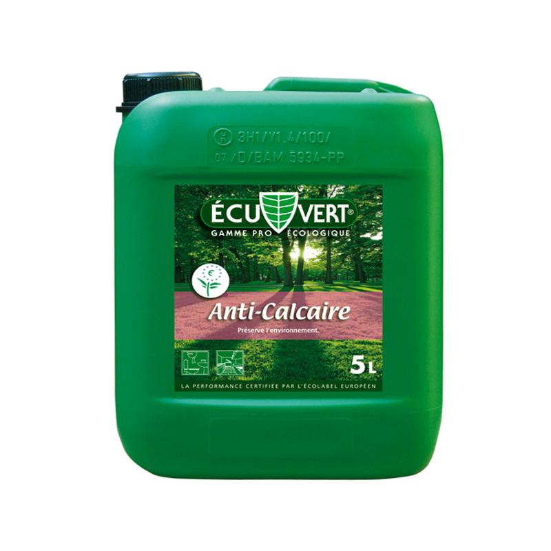 anti calcaire ecologique certifié ecolabel 5 litres