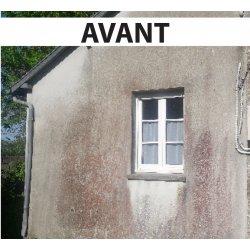 Nettoyant façade et dallages - DPE