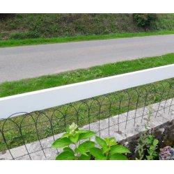Nettoyer une clôture PVC - Jet clean