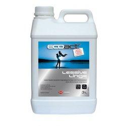 Lessive Liquide linge toutes temperatures 3 litres - ECOACT