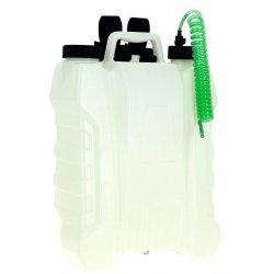 Chariot + bidon 15 litres pour pulvérisateur électrique