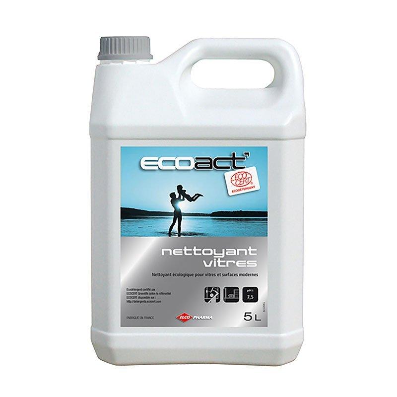 Nettoyant vitres écologique 5 litres
