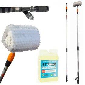 kit de nettoyage pour véranda