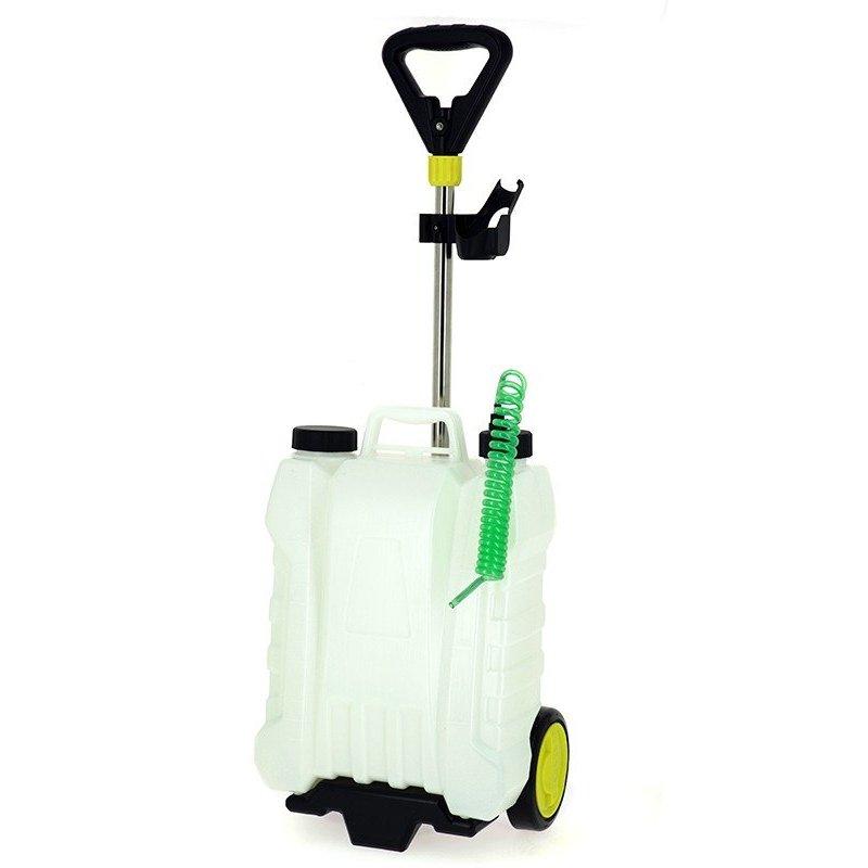 chariot bidon 15 litres pour pulv risateur lectrique. Black Bedroom Furniture Sets. Home Design Ideas