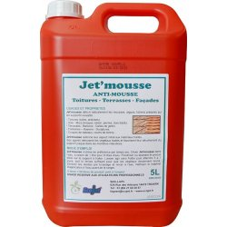 anti mousse Ecojet