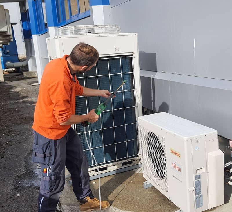 nettoyage de climatisation